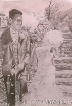 Ryan and Jaime's wedding day by Agnes Varnagy Gallery