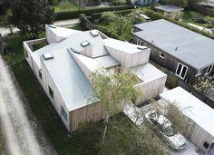 Sigurd Larsen, Copenhagen, Single-Family House