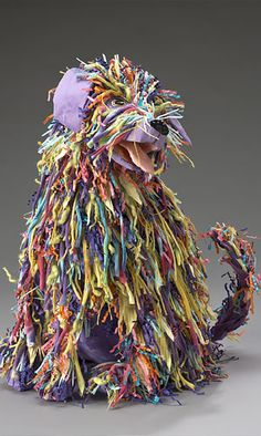 Nancy Winn Papier-Mâché Sculpture