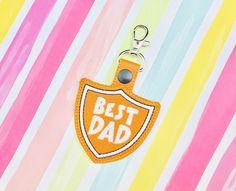 Best Dad Snap Tab