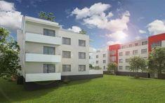 Bytové domy Multi Story Building