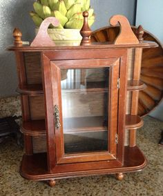 Hey, I found this really awesome Etsy listing at https://www.etsy.com/listing/174558494/small-display-cabinet