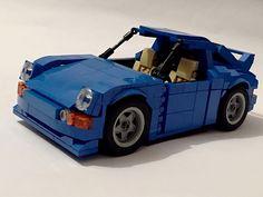 Lego 993 Gt2 | by Marco.qm