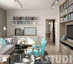 Mieszkanie-lata 60' - zdjęcie od MIKOŁAJSKAstudio