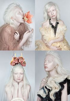 Ethereal, magical and very fairy like! Great use if highlighter for this look!