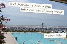 One' s destination is never a place.... #welovejesolo