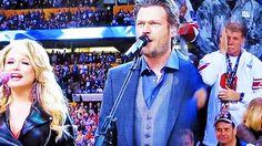 Country Music Lyrics - Quotes - Songs Blake shelton - Blake Shelton and Miranda Lambert Deliver Stunning 'America The Beautiful' Performance - Youtube Music Videos http://countryrebel.com/blogs/videos/18064847-blake-shelton-and-miranda-lambert-deliver-stunning-america-the-beautiful-performance