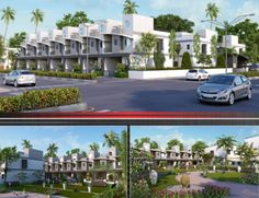 Get the fully featured row house, as many row house for sale in gandhinagar Gujarat are available. All the house is upgraded with lighting and other features. These houses are available in two and more bedrooms.