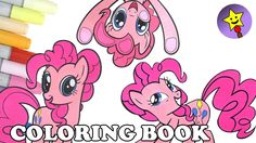 A compilation of Pinkie Pie My Little Pony coloring page videos. #mylittlepony #mlp #pinkiepie #mlpcoloring #coloringbook #coloringpage #speedcoloring #friendshipismagic #mlpfim #happymagictoys #happymagictoysmlp #happymagictoyscoloring