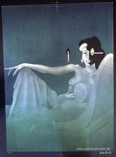 Augenlicht von Paul Wunderlich präsentiert von der Galerie am Dom in Frankfurt und Wetzlar