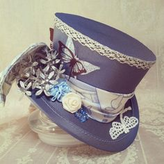 Very Tall Top Hat | Request a custom order and have something made just for you.