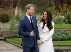 The actress is to marry Prince Harry in the spring, and all of fashion is already watching. Who will make the wedding gown and what will it mean?