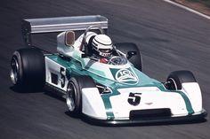 Riccardo Patrese - Chevron B42 Hart - Chevron Racing Team - XLI ADAC-Eifelrennen 1978 - Lang ist es her (158) by Hartmut Schulz