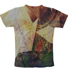 Galaxy Travel wid Tiger T-Shirt