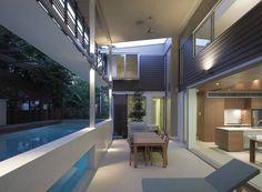 Sunshine Beach Pool House in Queensland