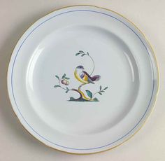 Spode Queen's Bird Salad Plate 5970053   eBay