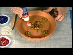 1310-1 Huichol Art on Hands On Crafts for Kids