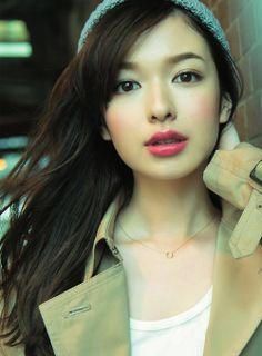 Erika Mori 森絵梨佳 Most Beautiful Faces, Beautiful Asian Women, Beautiful Eyes, Japanese Beauty, Asian Beauty, Beautiful Goddess, Pretty Asian, Japan Girl, Beauty Women