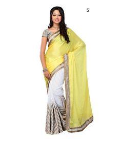 Buy Indian Designer Sarees Online, Indian Designer Sarees Online, Indian Designer Sarees Online Shopping, Sarees Manufacturers in Surat - Fabdeal