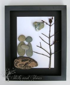 Unique Engagement Gift- Personalized Couple's Gift -  Stone Arwork - Love Gifts - Gifts For Him -  Gifts for Her