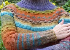 """Купить Свитер женский """"Колибри"""" (Дундага, 100 % шерсть) - свитер, свитер вязаный"""