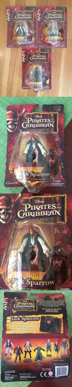 Pirates of the Caribbean 142334: Diisney Pirates Of The Caribbean At World S End Lot Of Three (3) 3.5 Figures -> BUY IT NOW ONLY: $44.99 on eBay!