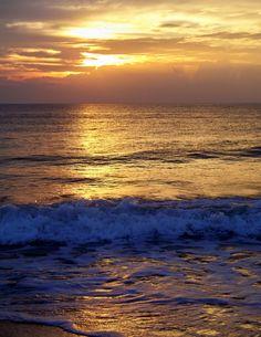 Sunrise on Amelia Island, FL