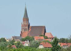 St. Mary Church Poland | St. Mary's Maternity Roman Catholic Church in Trzebiatów, Poland