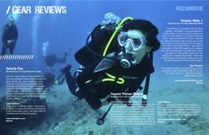 What Scuba Gear does Bella love to use the most? Read all about it in the first issue of The Expeditioners Magazine: https://itunes.apple.com/us/app/the-expeditioners-magazine/id749088955?mt=8