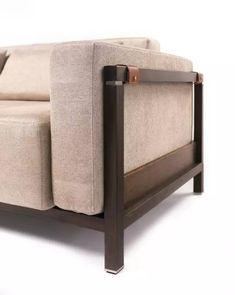 Furniture Upholstery, Furniture Decor, Modern Furniture, Simple Sofa, New Condo, Daybed, Sofa Design, Cabinet, Storage