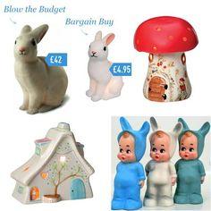 Baby Sleep Nightlights, rabbit lamps, mushroom night light