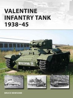 The Valentine was Britain's most produced and most widely used tank of the Second World War. Having the strange distinction of falling somewhere between an infantry tank and a cruiser tank, the Valent