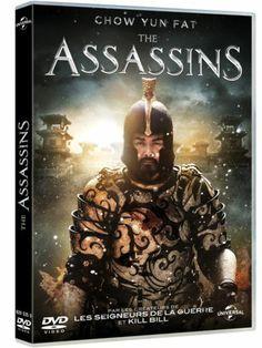 THE ASSASSINS - CHOW YUN FAT en DVD - NEUF