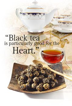 Making loose leaf black teas tea usually requires hot water at 195º, 1.5 tsp of loose tea per 8 oz of water and steep time of 3-4 minutes.