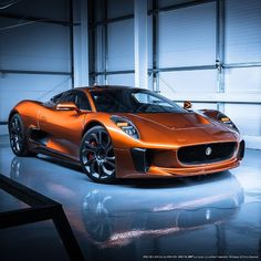 The #CX75 from #SPECTRE @007 demonstrates the excitement and drama required of every #Jaguar.
