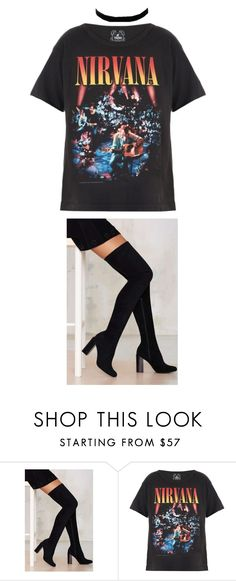 """Come as you are"" by xoxotiffvni on Polyvore featuring Jeffrey Campbell, Trunk LTD and Miss Selfridge"