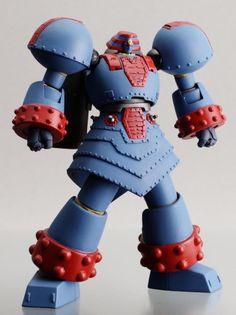 Giant Robo - Revoltech Action Figure 018 Kaiyodo http://www.amazon.com/dp/B000KN4UEO/ref=cm_sw_r_pi_dp_WA2wvb0WSYK0V