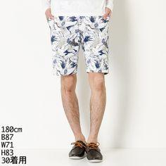 ショートパンツ(TCツイルペカンリーフ柄ショートパンツ) | ディッキーズ(Dickies) | ファッション通販 マルイウェブチャネル