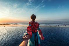 Follow me to... Bali - Photography by Murad Osmann