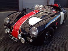 + | Dutch Porsche #356 speedster replica front