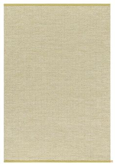Kasthall Ingrid Woven Wool Rug Color: Straw