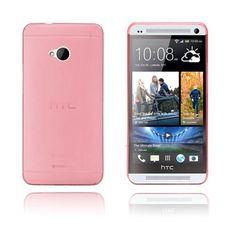 UltraSkin (Röd) HTC One-Skal