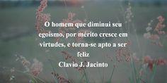 Pr C. J. Jacinto: Como Ser Feliz