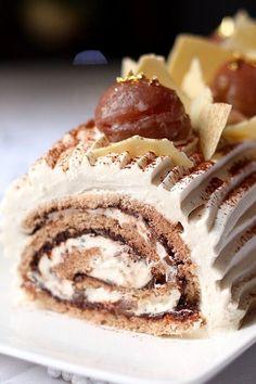Dessert Recipes Easy No Bake - New ideas Gourmet Cooking, Cooking Recipes, Chestnut Recipes, Cake Recipes, Dessert Recipes, Christmas Desserts, Christmas Recipes, Food Cravings, Easy Desserts