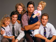 """Mary-Kate and Ashley Olsen won't be part of the Netflix reboot of """"Full House,"""" the classic sitcom that featured the twins. John Stamos, Ashley Olsen, Tio Jesse, Uncle Jesse, Mary Kate Olsen, Hollywood Stars, Andrea Barber, Full House Cast, Dj Tanner"""