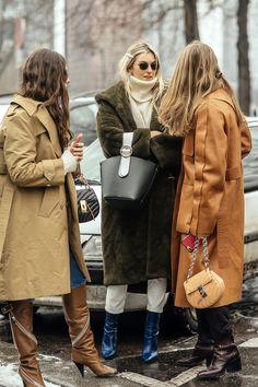 Street Style dalle Fashion Week 2018-2019