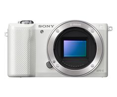 New from #CSE2014: a5000 Compact Interchangeable Lens Digital Camera