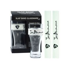 Joe Bonamassa - 16.7-Oz. Glass (2-Pack) - White