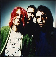 On today (Jan. 11) in 1992 Nirvana get photographed by Michael Lavine in New York.