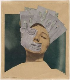 Indian Dancer: From an Ethnographic Museum. Photomontage with collage, 10 × 8 Frances Keech Fund. © 2016 Hannah Höch / Artists Rights Society (ARS), New York / VG Bild-Kunst, Germany Dada Collage, Collage Artists, Collage Artwork, Hannah Hock, Hannah Hoch Collage, Dada Artists, Hans Richter, Dada Movement, Kurt Schwitters
